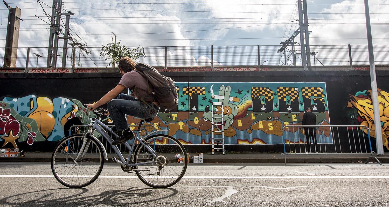 Grafiti de la gare